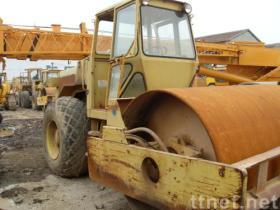 verkoop gebruikte roadroller danapac ca30d