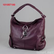 Leather tote small order wholesale