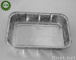 Contenitore della lamina di alluminio