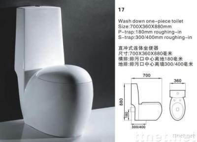 egg toilet