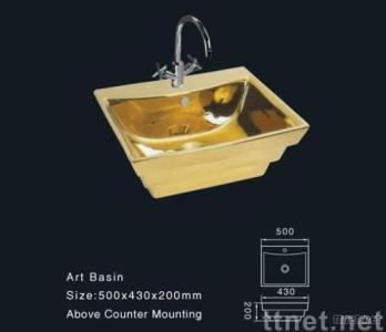 Golden Art Basin 1