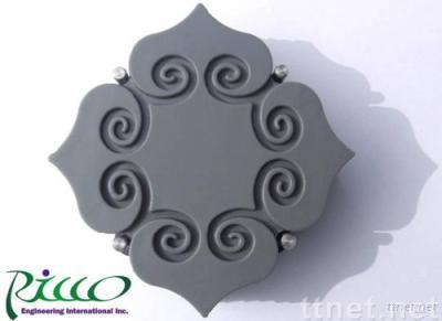 Silicone houseware,smart coaster