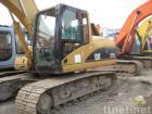 Used cat excavator cat 320C,307B,312B crawler excavator