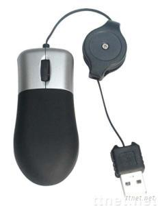 USB optical wire mouse