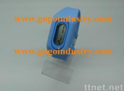Digital Watches & Silicone Wristband
