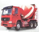 howo 6 x 4 Mixer ZZ1257N3841W