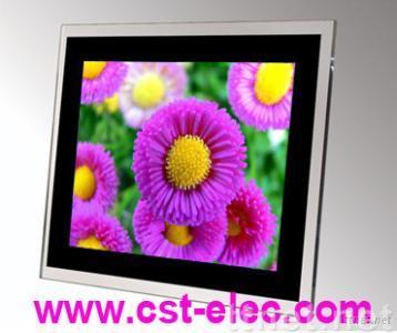 12.1 inch LCD digital photo frame