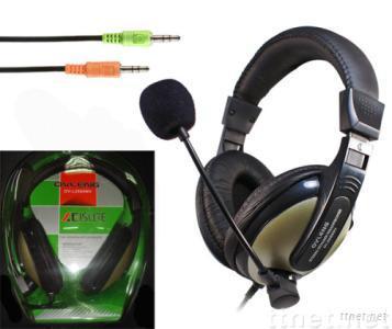 noise canceling headphone with microphone OV-E2688MV