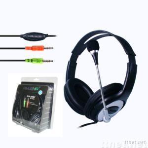 computer headphone with microphone OV-L999MV