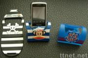 pvc mobile phone holder