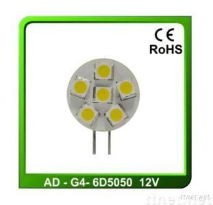 LED Bulb, G4 LED Light, SMD Lamp