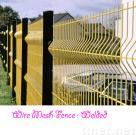 Geschweißter Draht-Zaun