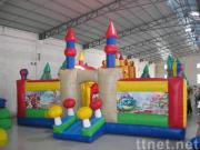 inflatable fun city