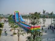 inflatable largest water slide