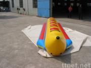 inflatable water sled