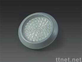 아래로 LED 빛 401