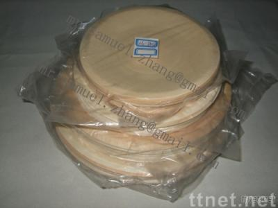 wooden disposable tray