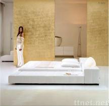 beding furniture -leather bed