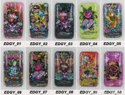 ED Hardy Tattoo Style Case For Iphone 3G