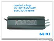 LED Driver, Constant Voltage (GD-0012V150W)