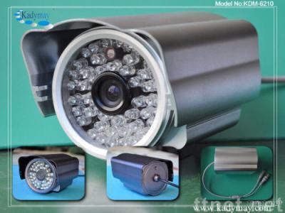 CCTV Camera with 48 IR LEDs