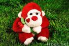Plush toy valentine's day gift