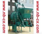 Conical Drum Reversing Concrete Mixer