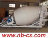 Diesel Concrete Mixing Drum
