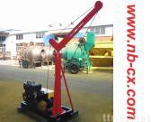 Diesel Single Rope Lifter