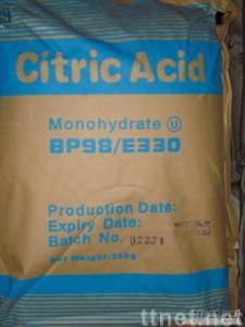 CITRIC ACID(MONO/ANHY) FOOD GRADE