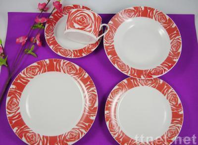 30pcs porcelain dinner set