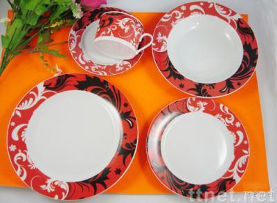 20pcs porcelain dinner set