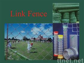 Steel Wire Link Fence