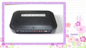 HDD media player for TV, projector