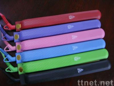 colorful hair straightener
