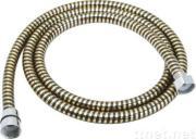 PVC gold thread shower hose