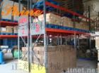heavy duty metal pallet racking