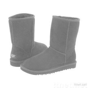Genuine Australian Short Ugg Boots 5825 Black