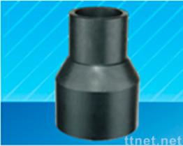 PETRohrfitting-Kolbenschmelzverfahrensreduzierer