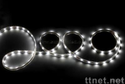 3528 60 LEDs/M IP66-silicon Tube Ribbon
