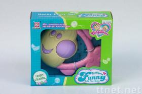 Kind/Babyspielzeug Geklapperfische