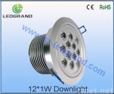 led down light 3w/5w/7w/8w/16w