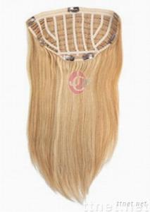 Clip in hair piece