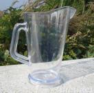 Tasse en plastique de bière