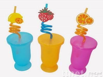 Fruit Straw Cup