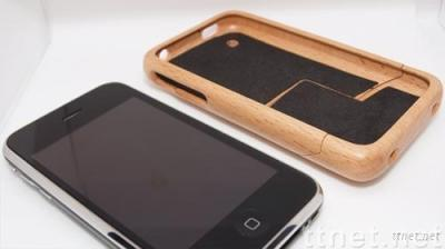 iPhone Rosewood Cover