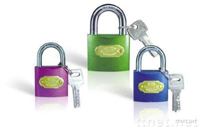 Pull Iron Padlock of Color PC Key