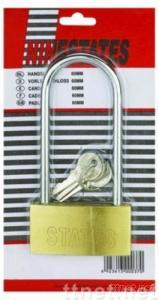Single Skin Card Lock(long shackle)