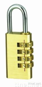 Brass Combination Padlock(110284)
