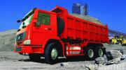 HOWO 6*4 Dump Truck